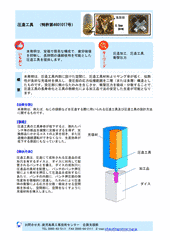 圧造工具(特許第4601017号)