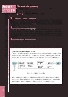 画像処理・画像情報処理の応用